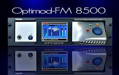 Orban Optimod 8500HD procesorius