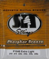 SIT P-1048 Phosphor Bronze stygos akustinei gitarai