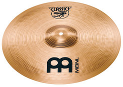 MEINL C16TC crash