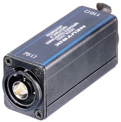 Neutrik NADITBNC-F AES/EBU impedanso transformatorius
