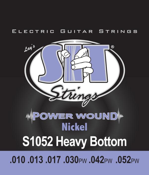 SIT S-1052 stygos elektrinei gitarai