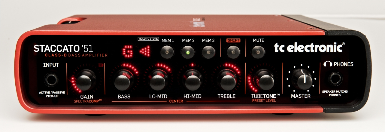 TC Electronic Staccato 51