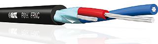 Klotz P0122YSW kabelis