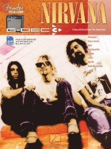Fender Book SD Card Nirvana