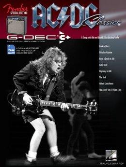 Fender Book SD Card AC/DC