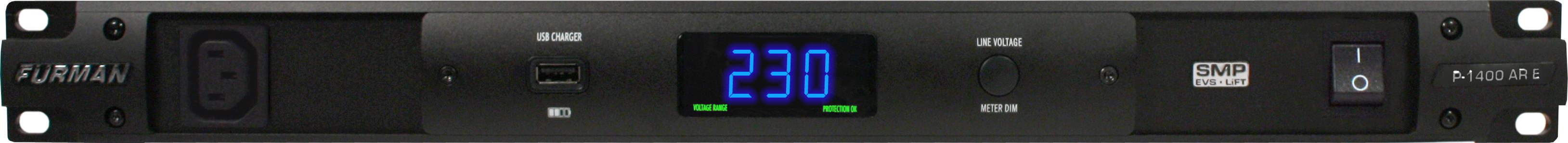 Furman P1400 AR E įtampos stabilizatorius