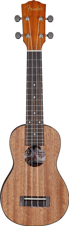 Fender U Uku soprano Ukulėlė