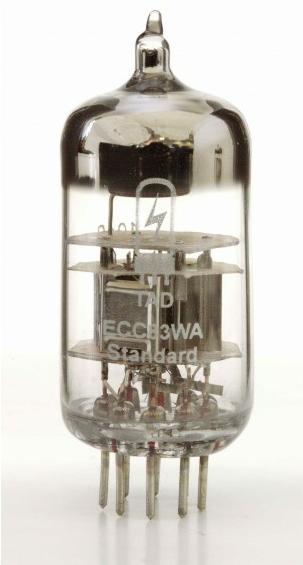 TAD ECC83 / 12AX7 STANDARD lempa NN008