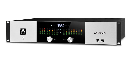 Apogee Symphony I/O Chassis with 16 Analog In + 16 Analog Ou