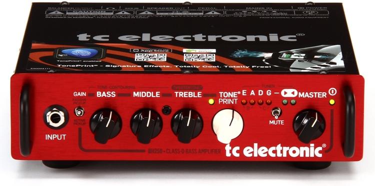 TC Electronic BH250 Head
