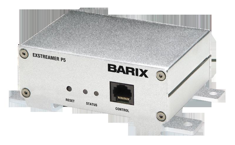 Barix Exstreamer P5