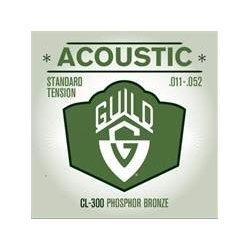 Guild ST CL300 11-52 stygos akustinei gitarai