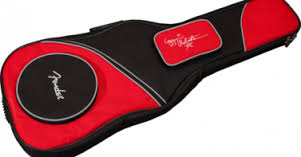 Fender YJM Yngwie Malmsteen Gig Bag dėklas elektrinei gitarai