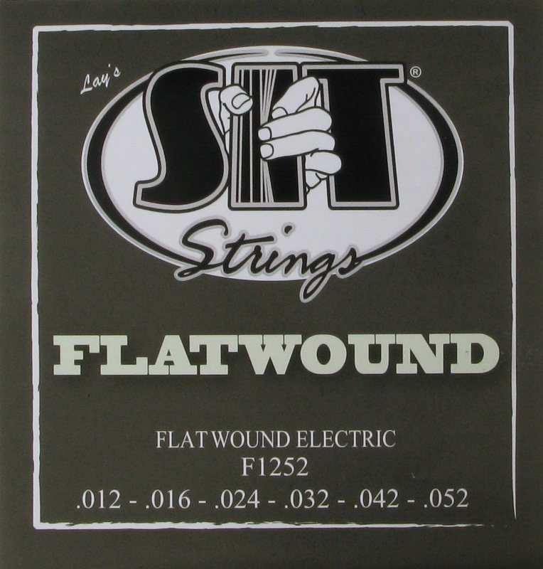 SIT F-1252 flat tygos elektrinei gitarai