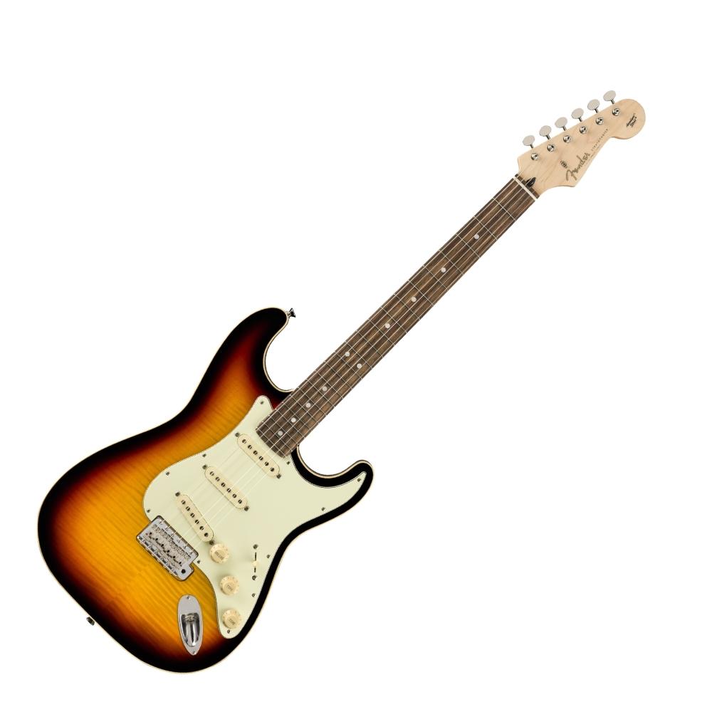 Fender Aerodyne Classic Stratocaster FMT RW 3TS elektrinė gitara