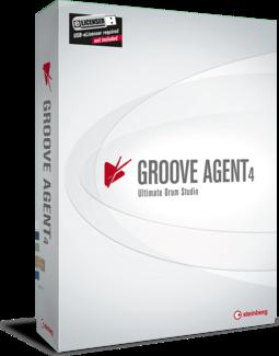 Groove Agent 4 programa