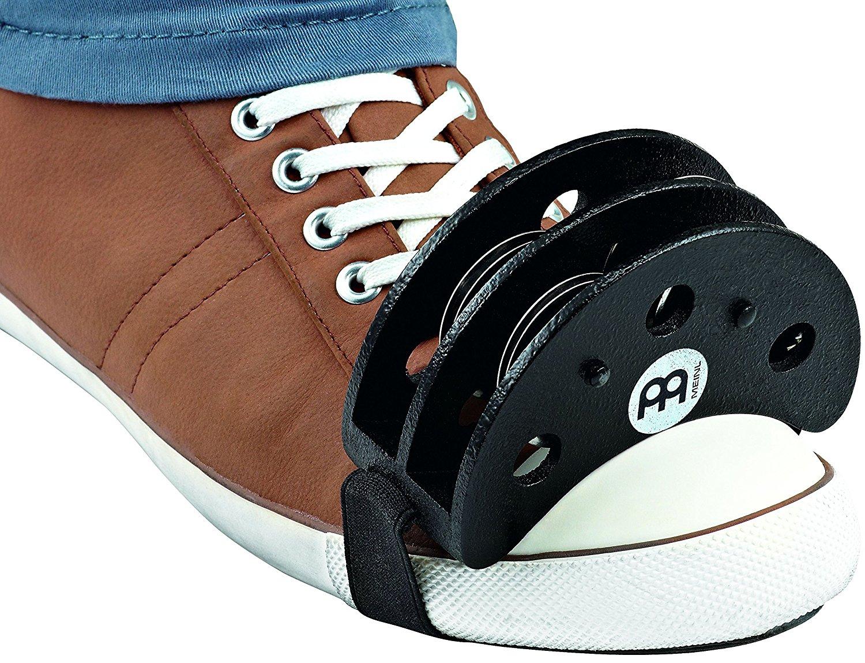 MEINL FJS2S-BK Foot tamburine