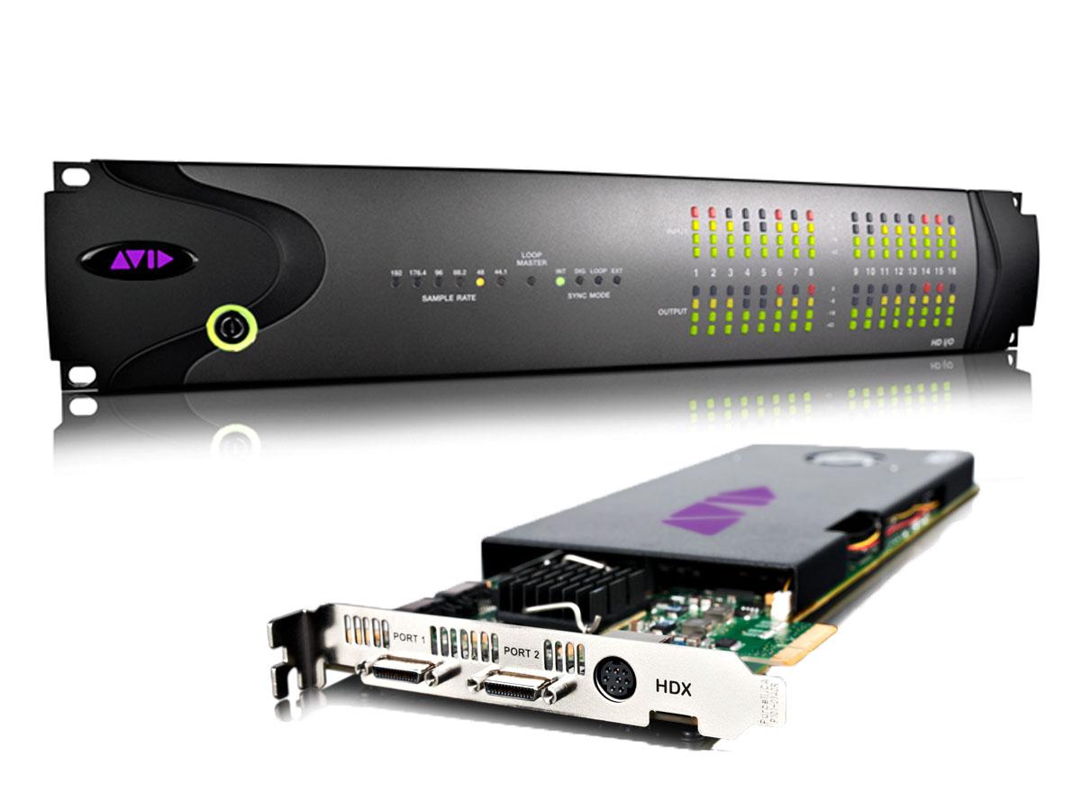 AVID Protools HD I/O 8x8x8