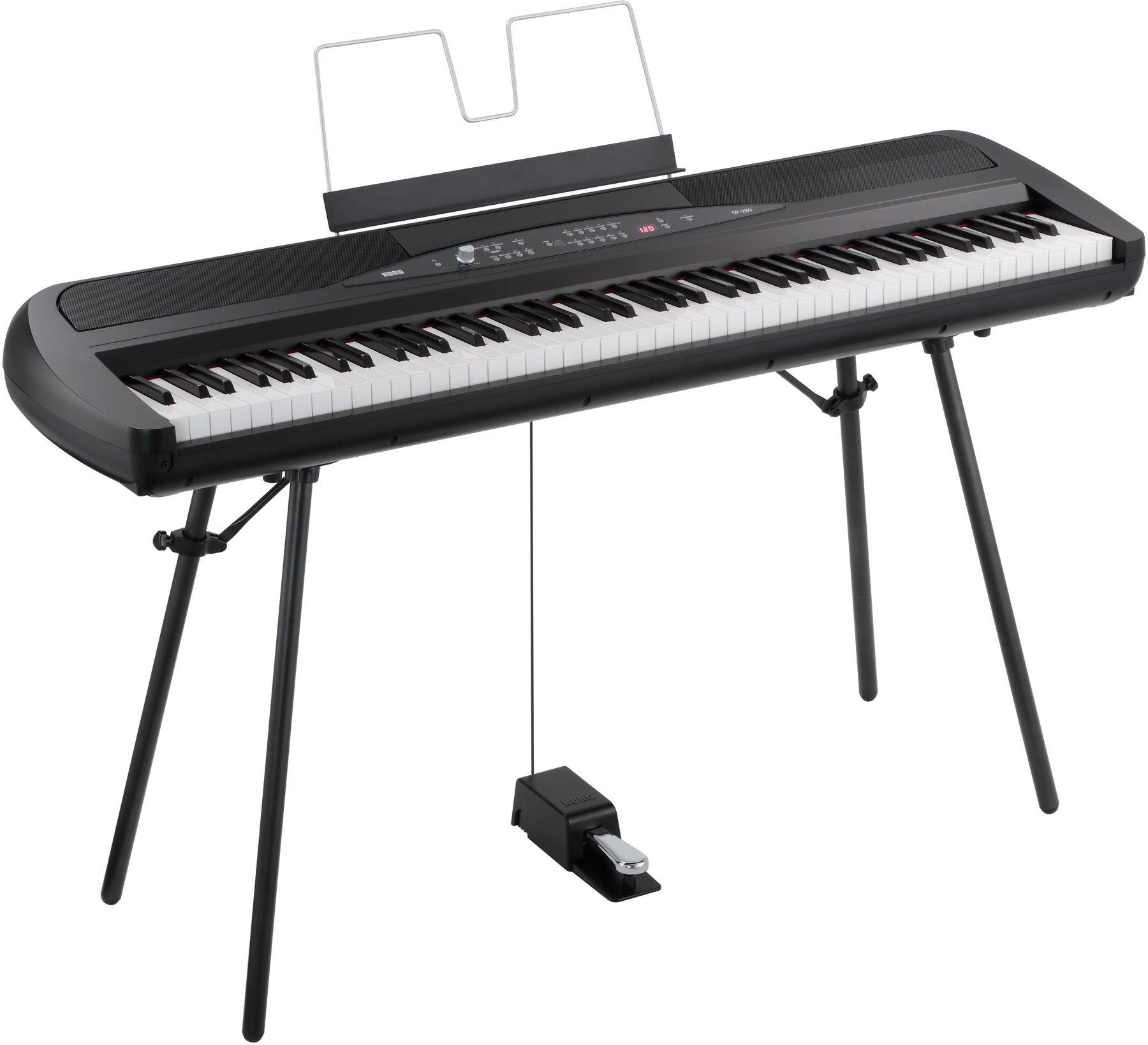 Korg SP280BK el. pianinas