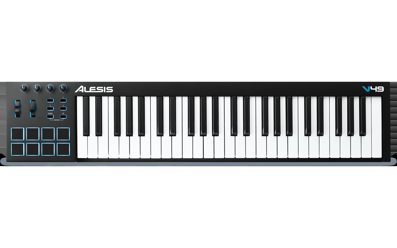 Alesis V49 49key USB-Midi keyboard controller