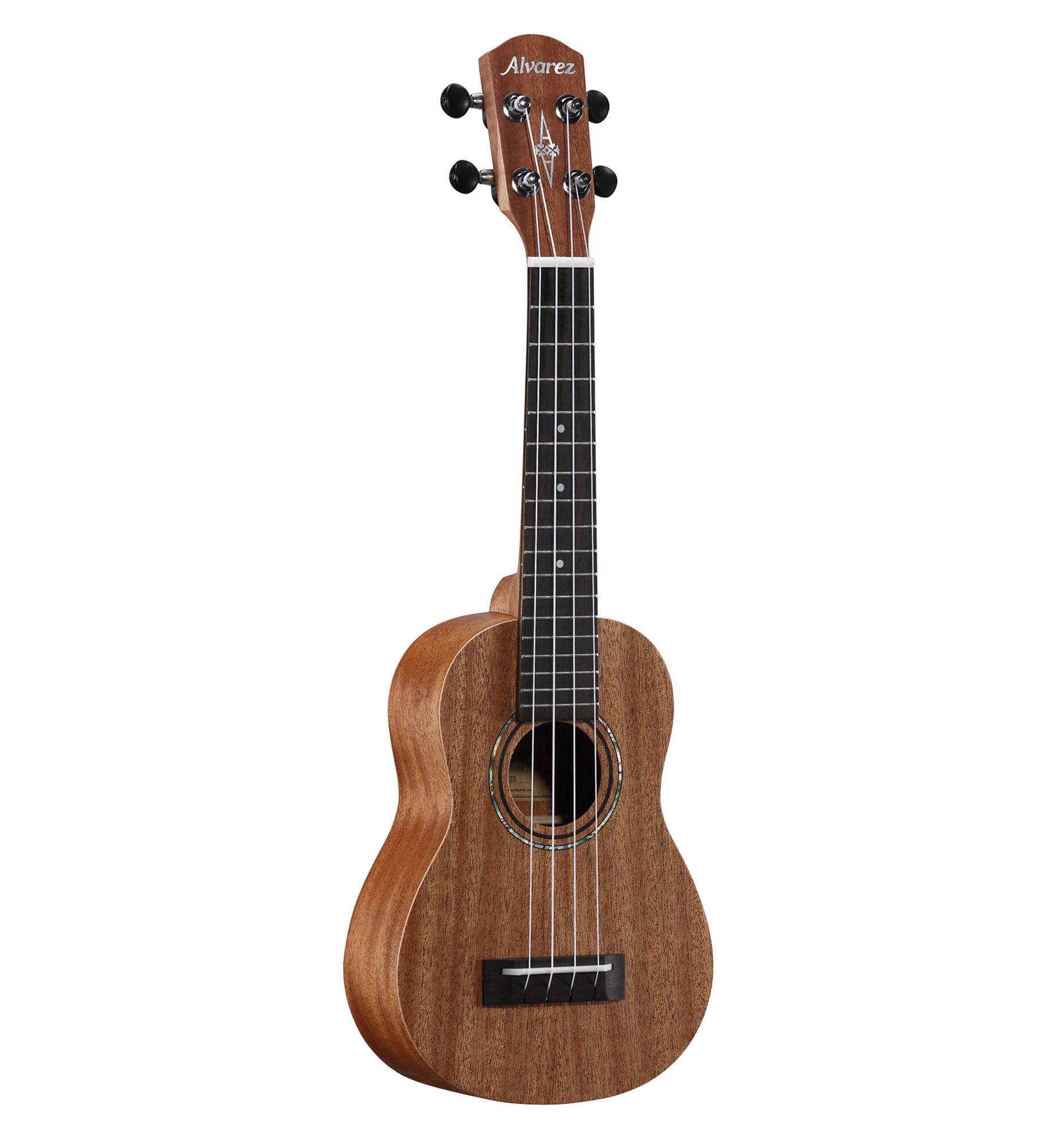 Alvarez RU22S Soprano ukulele