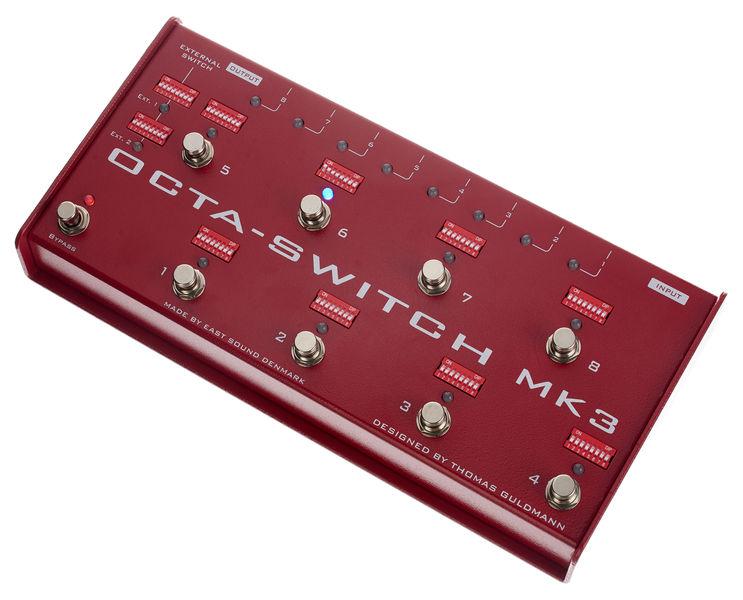 Carl Martin Octa Switch MK III