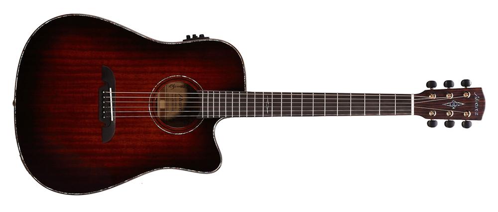 Alvarez MDA66CESHB elektro-akustinė gitara