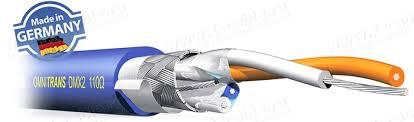 Klotz DMX2 kabelis