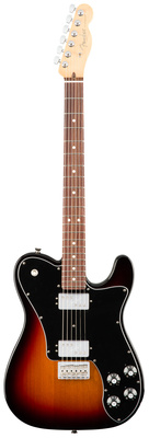 Fender American Pro Telecaster Deluxe SHAW RW 3TSB