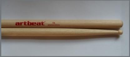 ARTBEAT Hickory 7A Standard būgnų lazdelės