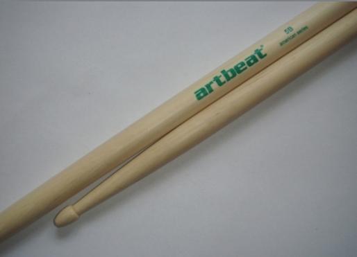 ARTBEAT Hornbeam 5B American series būgnų lazdelės