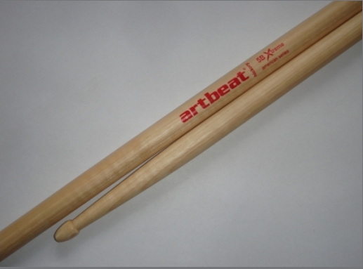 ARTBEAT Hickory 5B American series Xtreme būgnų lazdelės