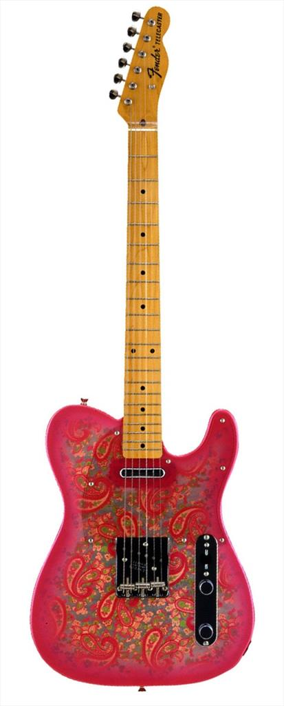 Fender Classic 69 Telecaster Pink Paisley