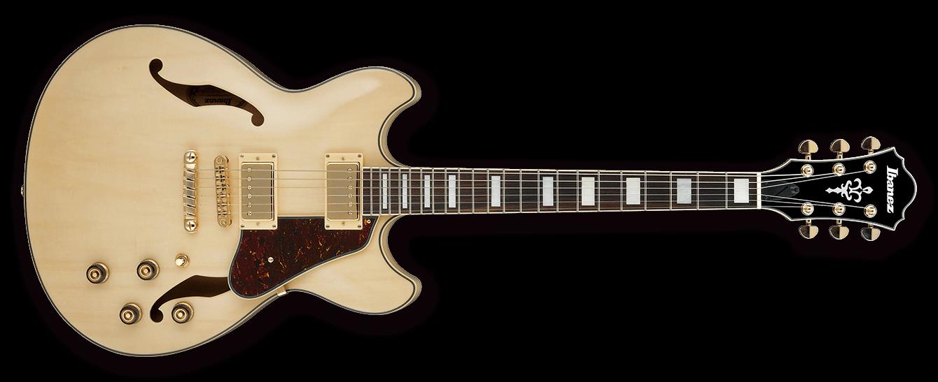 Ibanez AS73G NT Hollow body elektrinė gitara