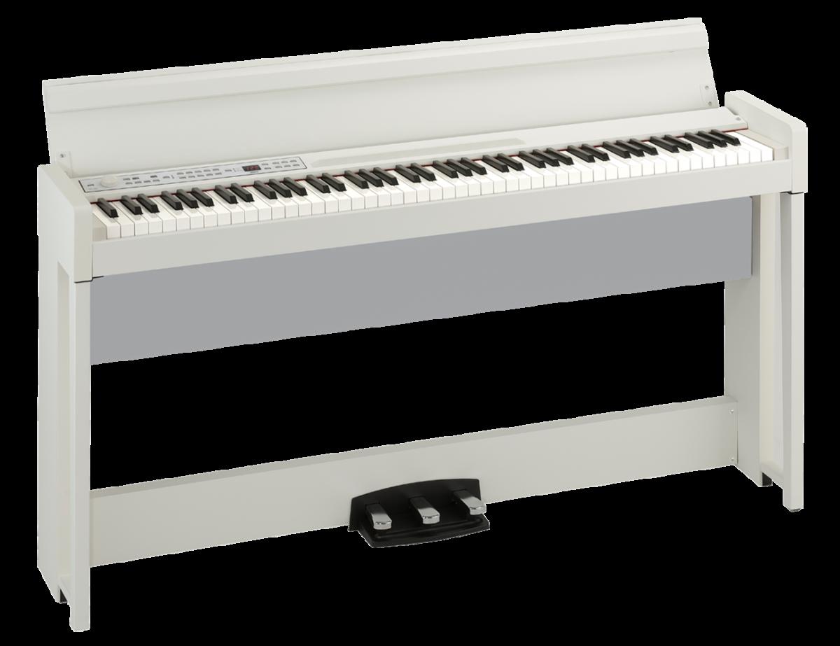 Korg C1 - White el. pianinas