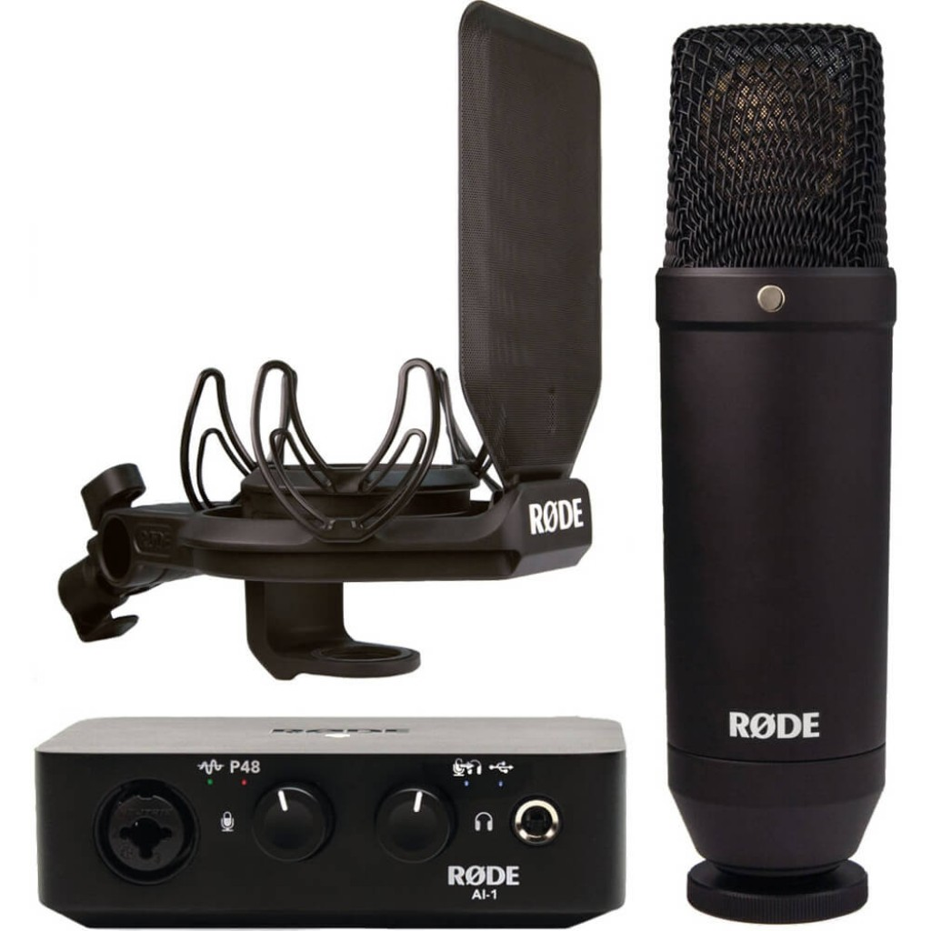 Rode Complete Studio Kit