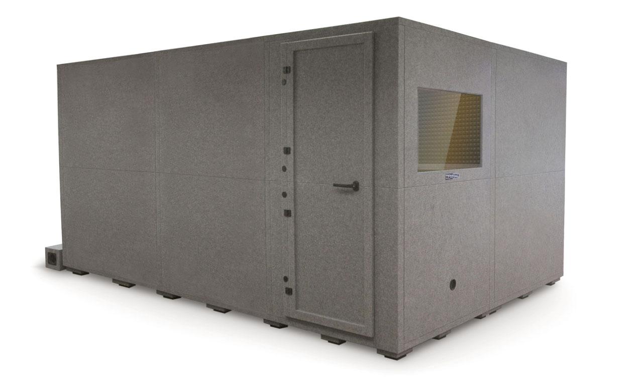 Demvox ECO850 ISO-Booth