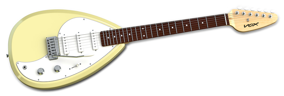 VOX V-MK3-WH MKIII elektrinė gitara