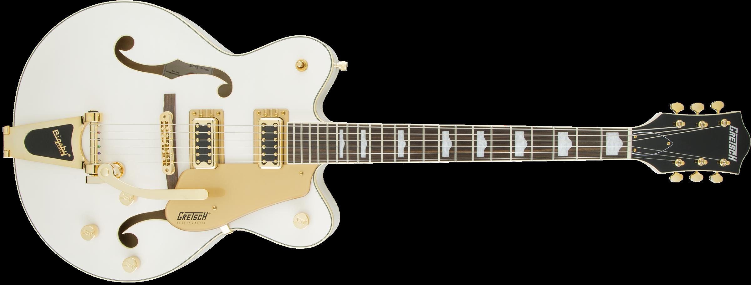 Gretsch G5422TG Electromatic Hollow body White Gold