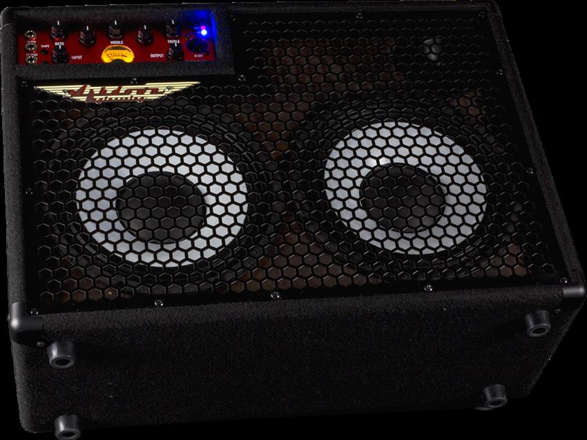 Ashdown Original-C210T-300 kūbas bosinei gitarai