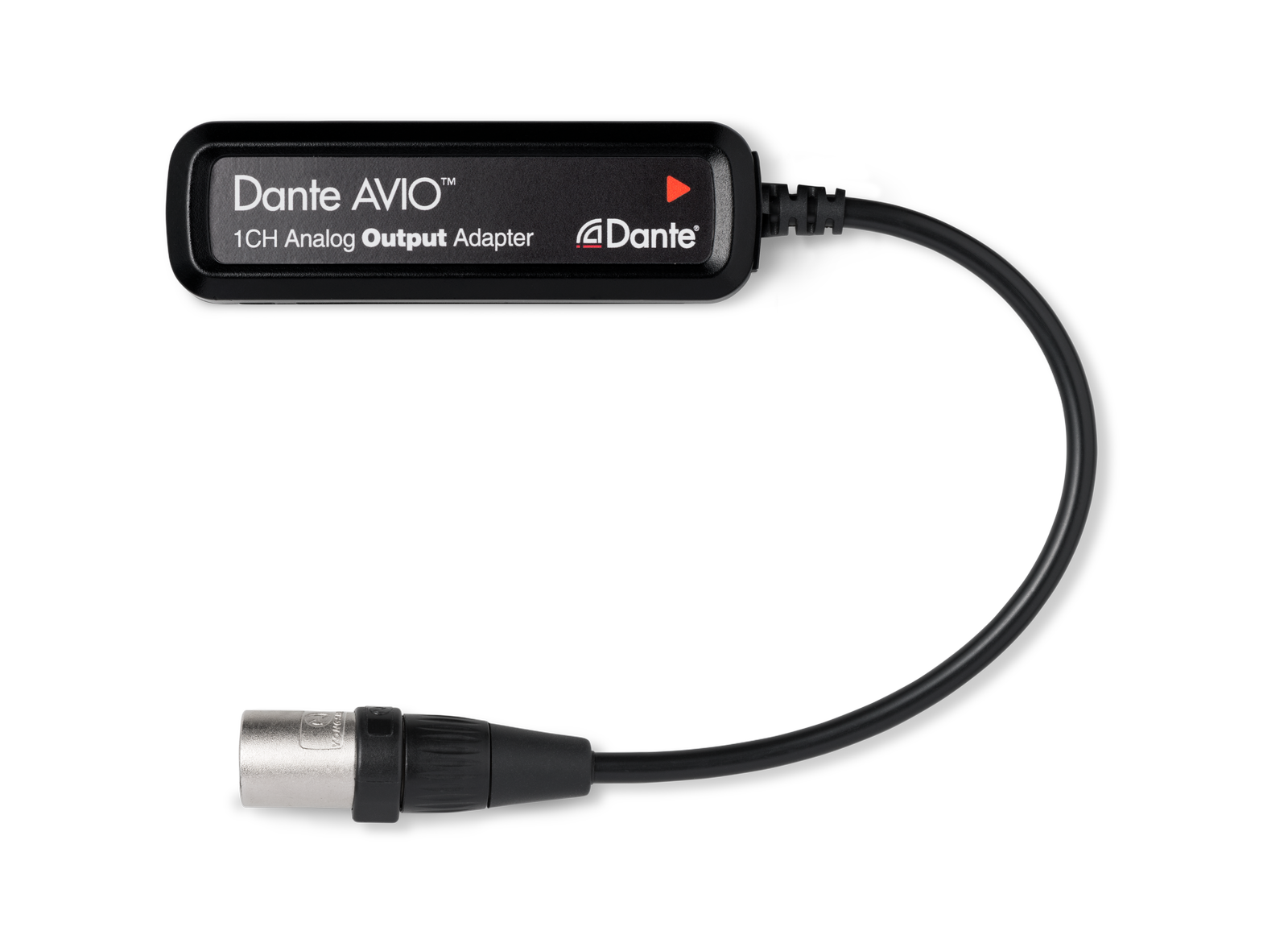 Dante AVIO Analog 1 Ch Output Adapter