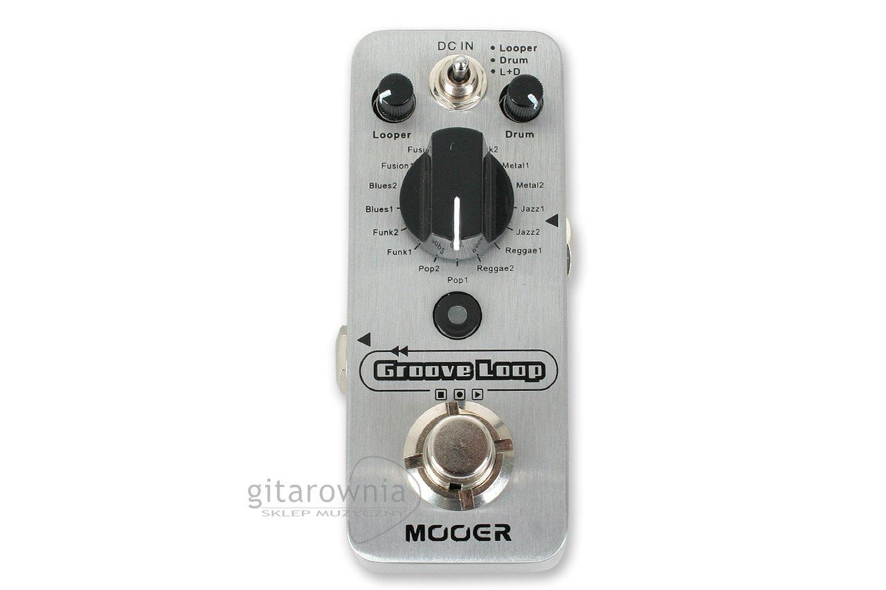 Mooer MLP-2 Micro Looper