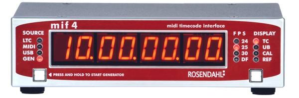 Rosendahl MIF4