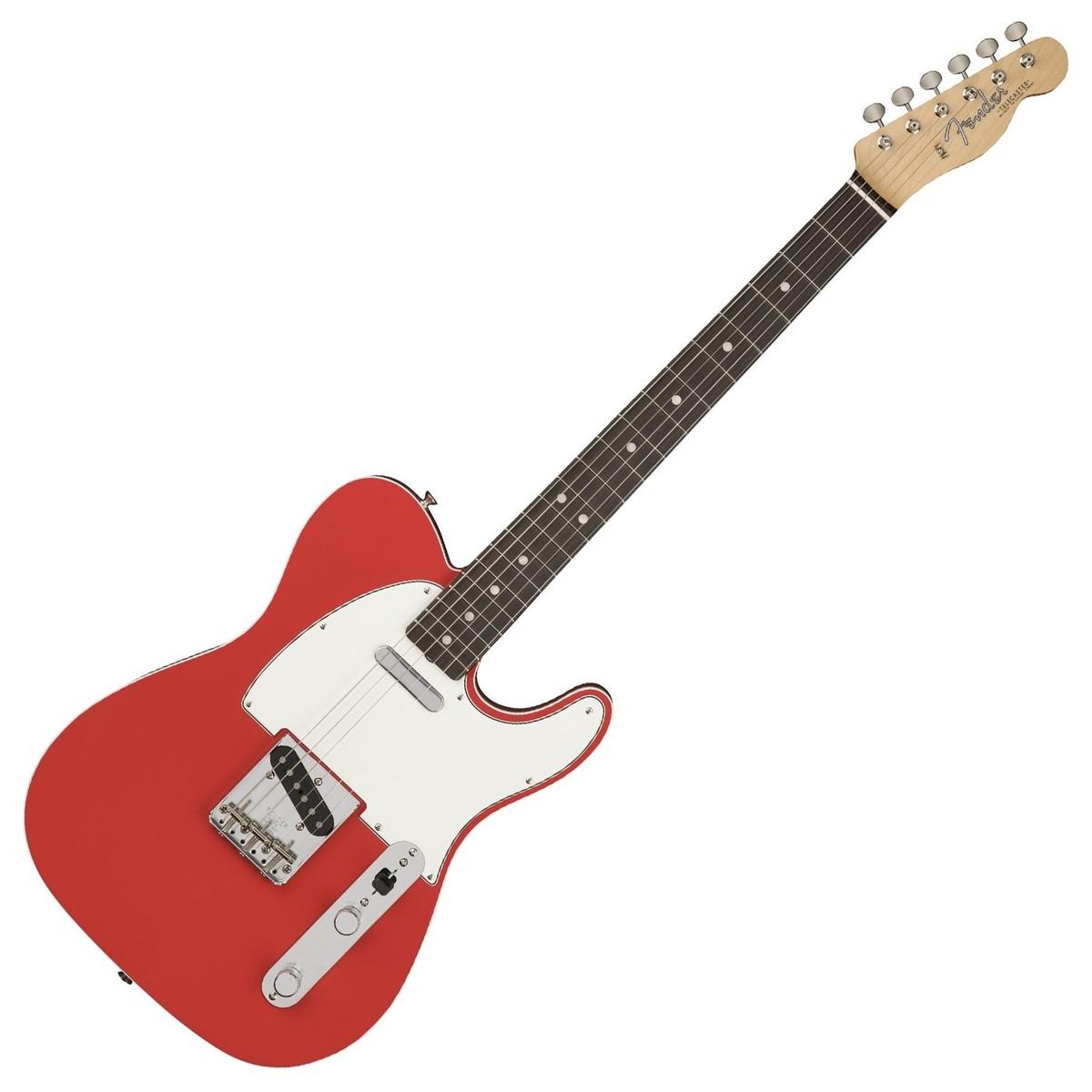 Fender American Original 60 Telecaster RW Fiesta Red elektrinė gitara Made in USA