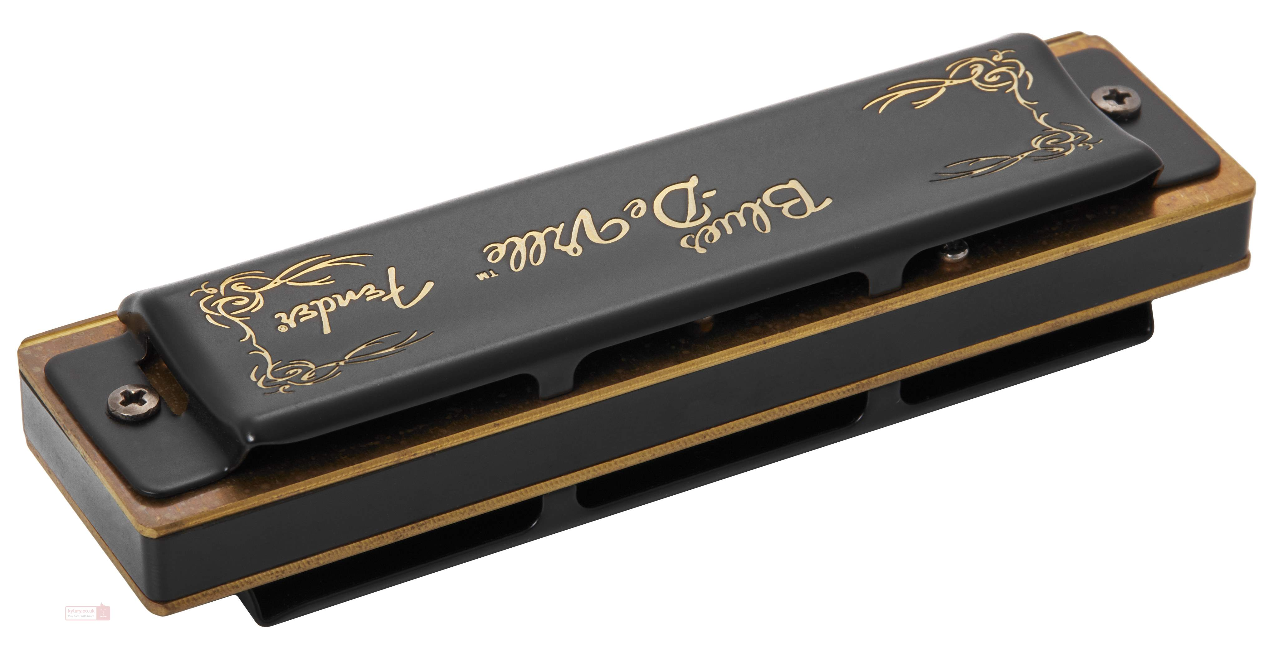 Fender Blues DeVille Harmonica C lūpinė armonikėlė