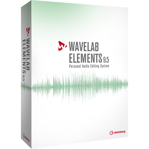 WaveLab 9.5 Elements