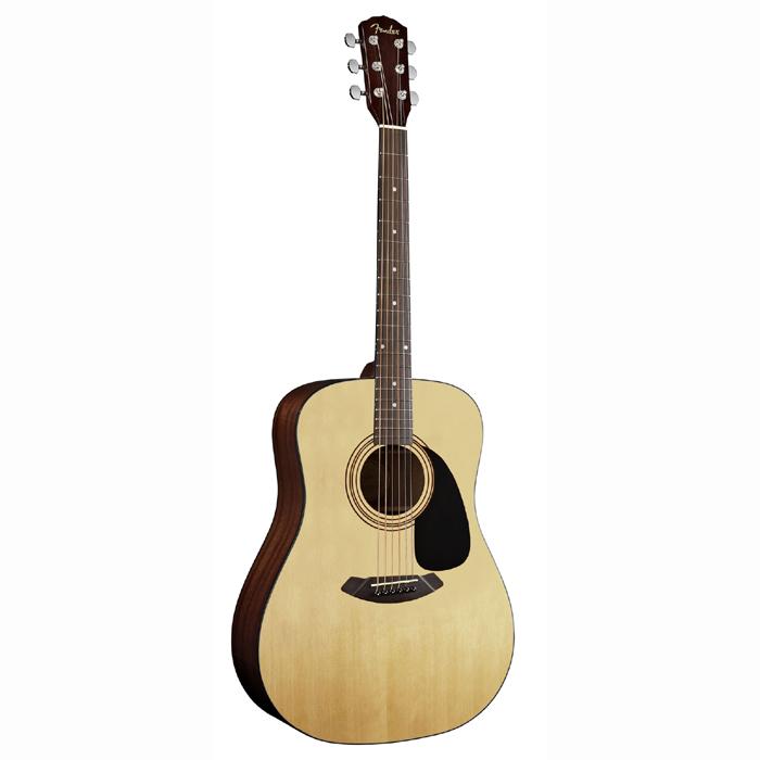 Fender CD-60 V3 DS NAT WN