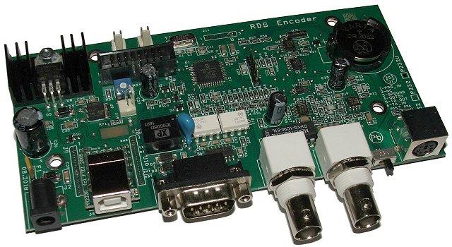 PIRA P232U RDS enkoderio modulis