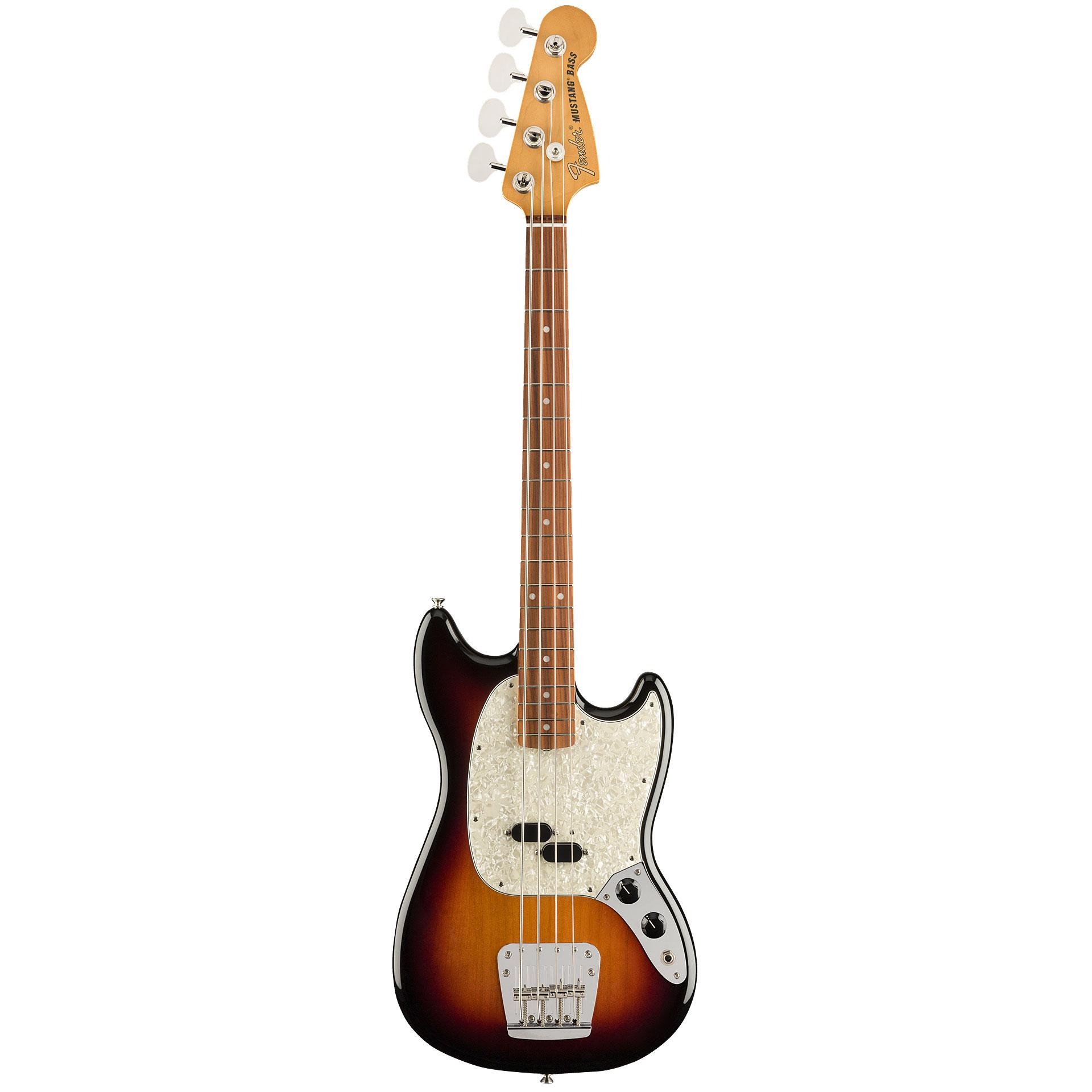 Fender Vintera 60s Mustang Bass PF 3TS