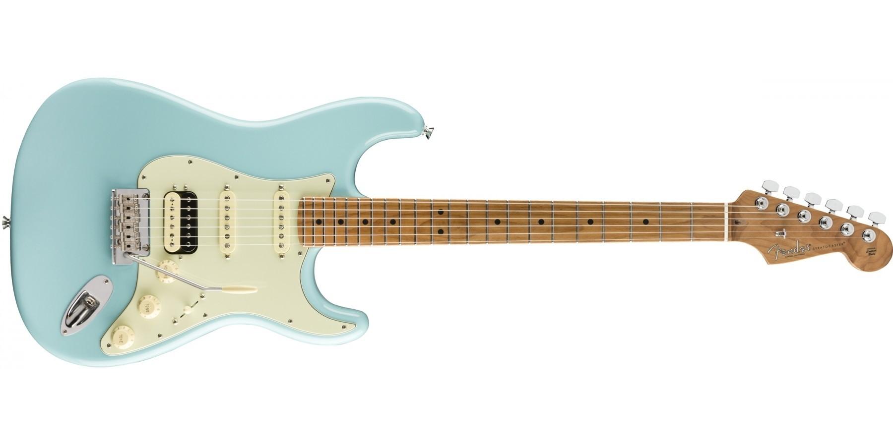 Fender LE Stratocaster American Pro HSS LTD DPB RSTD